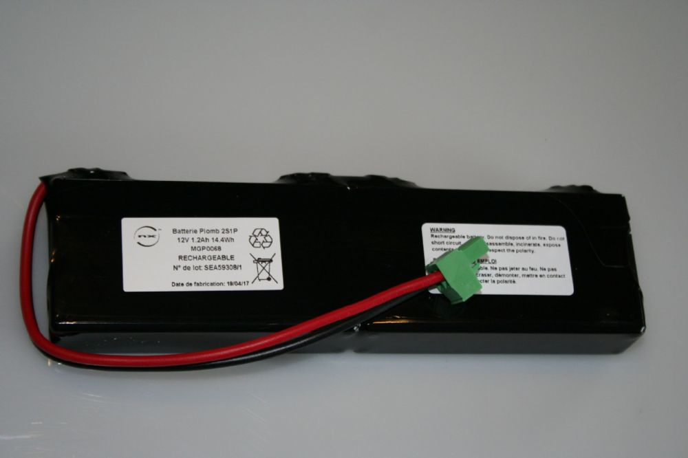 Portalp Tina Battery